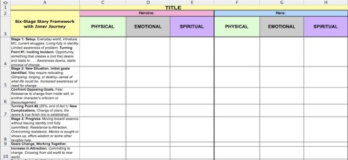 excel daily planner